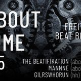 The Beatifikation @ABOUT TIME #5, Beat Boutique, Hamburg, 16.11.2018
