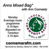 Connemara Community Radio - 'Anns Mixed Bag' with Ann Conneely - 7oct2019
