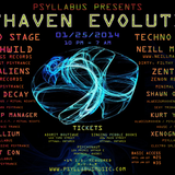 Psy Haven Evolution promo