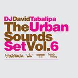 Urban Sounds Set Vol. 6 - August 2012