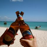 Beer at the beach #2