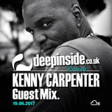 KENNY CARPENTER is on DEEPINSIDE