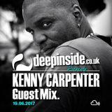 KENNY CARPENTER is on DEEPINSIDE