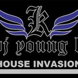 DJ YOUNG K - HOUSE INVASION