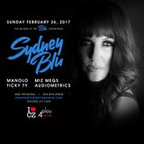 Sydney Blu - Live @ The Comfort Zone (Toronto) - 26.02.2017