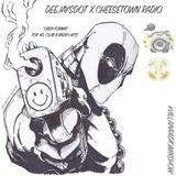 @IAMDEEJAYSDOT - Cheesetown Radio ''VILLAIN RADIO'' Mixshow EP. 1 (Rusty But Done)