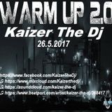 Rind radio 26.5.2017 Warm Up #35 Kaizer The Dj