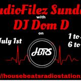 HBRS Dom D AudioFilez Sunday 7-1-18