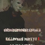 Undergroundradiomix Halloween party 1