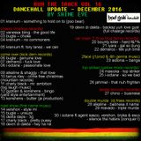 run the track vol 16... dancehall update december 2016