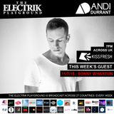 Electrik Playground 11/7/15 inc Sonny Wharton Guest Session