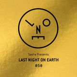 050 - Last Night On Earth