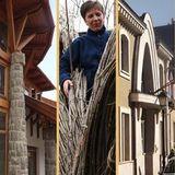 Nathalie Grekofski, architecte belge à Budapest