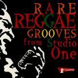 Rare Reggae Grooves From Studio One