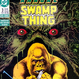 It's A Swamp Thing #2