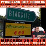 평양 City Rockers #125 : Rentrée Sans Fioritures (21-08-2019)