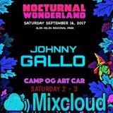 Nocturnal Wonderland  2017 Camp OG Art Car Set