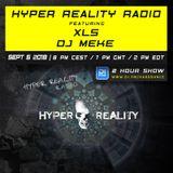 Hyper Reality Radio 090 – XLS & DJ Meke
