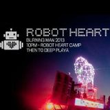 2013-08-31 - Bob Moses @ Robot Heart, Burning Man