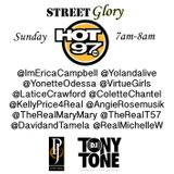 Street Glory on Hot 97 Live 5.14.17 (Mother's Day)
