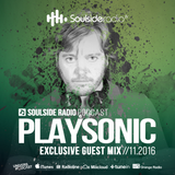 SOULSIDE Radio presents PLAYSONIC // Exclusive Guest Mix Session // 12.2016