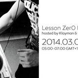 Bios @ Lesson Zero 2014-03-07