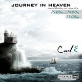 Carl E - Journey In Heaven 019 (Special Tech-Trance)