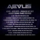 Aevus (Guto Putti) - Producer Set (August 2019 Promo Mix)