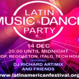MAPEAL Latin Music & Dance Party 1 Mix