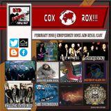 COX ROX!!! February 2018