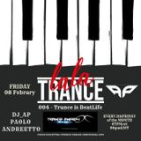 AP Paolo Andreetto - LALATRANCE 004 - Trance is BeatLife