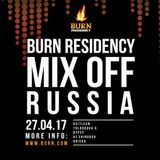 GRiSHA - BURN RESIDENCY MIX OFF RUSSIA 2017