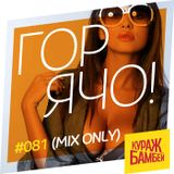 ГОРЯЧО! (TOO HOT!) Podcast #081 (Mix Only) #Hiphop #Bass #RnB