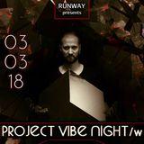 DJ TWIN - PROJECT VIBE NIGHT. (Runway club, PLZEN)