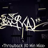 Dj Swival Throw Back 30 Min Mixx