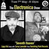 The IEG presents The Midweek Electronica Show, 7 May 2019 with Lippy Kid & Corey Lavender