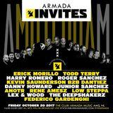 Kevin Saunderson B2B Dantiez - Live at Armada Invites, The Club (ADE 2017, Amsterdam) - 20-10-2017