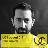 Underground City Podcast 011 by Nick Devon