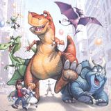 Dinosaur Rescue Krew 10/01/11