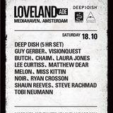 Deep Dish - Live At Loveland, Mediahaven (ADE 2014, Amsterdam) - 18-Oct-2014
