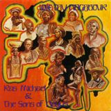 Ras Michael & The Sons Of Negus - Love Thy Neighbour Out of Print LP Partly Recorded at Black Ark