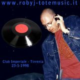 Roby J - Club Imperiale Tirrenia - 1998
