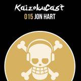 KaizokuCast 015 - Jon Hart (UK)