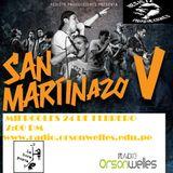 San Martinazo V en La Hora Punta