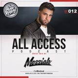 The Party Rockas All Access 012 - DJ Messiah
