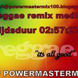 Reggae remix medley