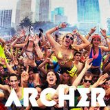 DJ Archer Electro & house edm club MIX 2015 #15