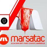 Itw KID FRANCESCOLI - C.C.R. @ MARSATAC 2017 - 24 JUIN 2017