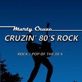 Marty Cruze - Cruzin 80's Rock