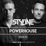 Power House Radio #7 (Kid Massive Guestmix)